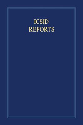 ICSID Reports book