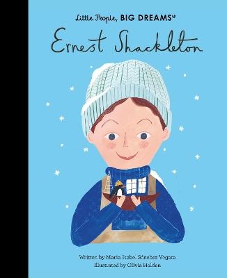 Ernest Shackleton book
