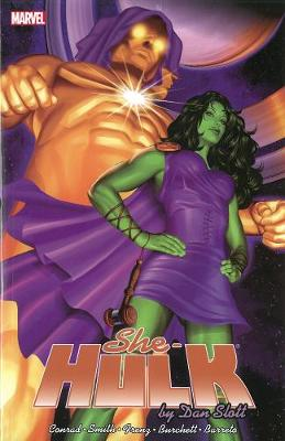She-hulk By Dan Slott: The Complete Collection Volume 2 by Will Conrad
