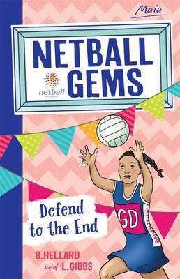 Netball Gems 4 by Bernadette Hellard