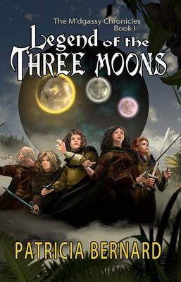 Legend of the Three Moons book