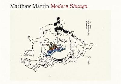 Modern Shunga book