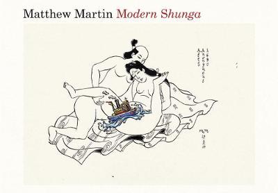 Modern Shunga by Matthew Martin