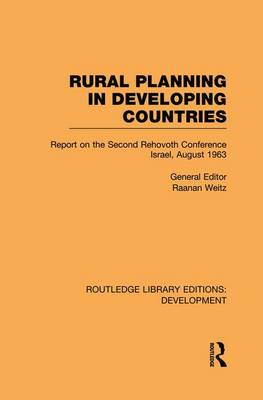 Rural Planning in Developing Countries book