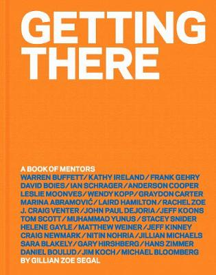 Getting There by Gillian Zoe Segal