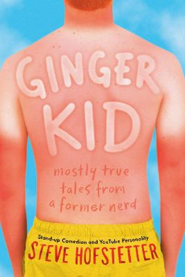 Ginger Kid book
