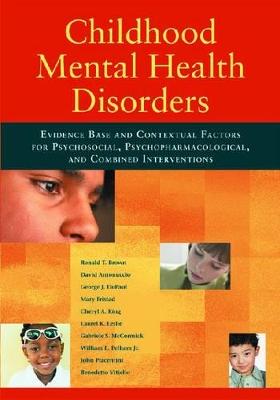 Childhood Mental Health Disorders book