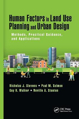 Human Factors in Land Use Planning and Urban Design book