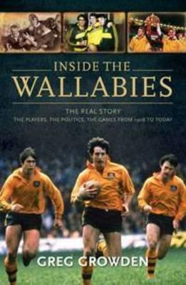 Inside the Wallabies book
