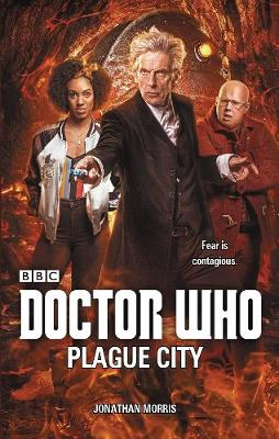 Doctor Who: Plague City book