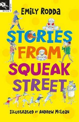 Stories From Squeak Street book
