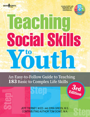Teaching Social Skills to Myouth, 3rd Edition by Jeff Tierney