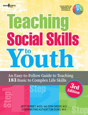 Teaching Social Skills to Myouth, 3rd Edition by Tom Dowd