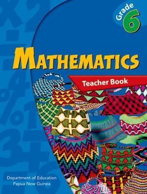 G6 Mathematics Teacher Resource Book  Bookseller Edition by Pat Lilburn