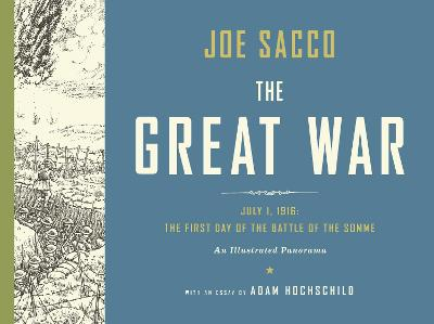 Great War by Joe Sacco