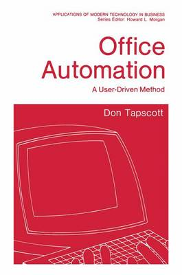 Office Automation by Don Tapscott