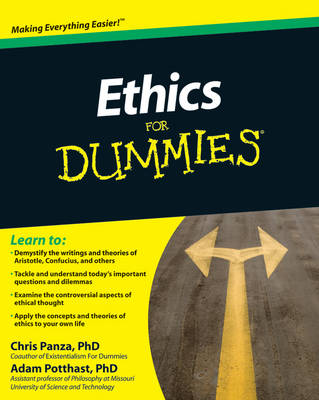 Ethics for Dummies by Christopher Panza