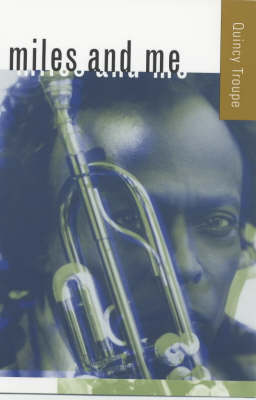 Miles and Me book