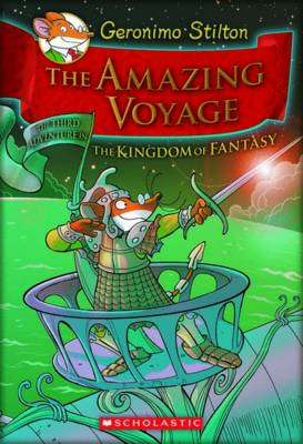 The Amazing Voyage by Geronimo Stilton