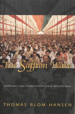 Saffron Wave book
