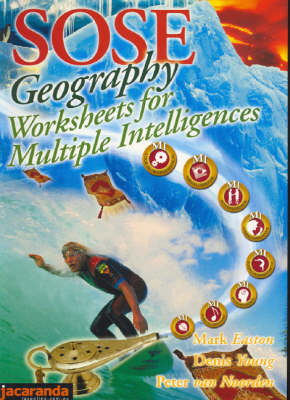 SOSE Geography Worksheets for Multiple Intelligences by Mark Easton