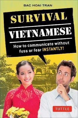 Survival Vietnamese by Bac Hoai Tran