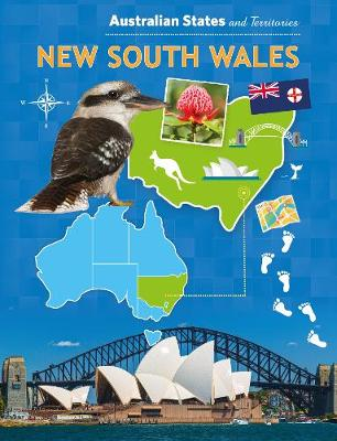 Australian States and Territories: New South Wales by Linsie Tan