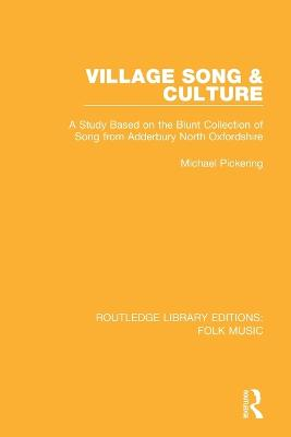 Village Song & Culture book