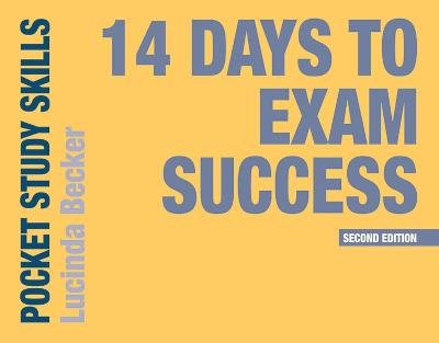 14 Days to Exam Success by Lucinda Becker