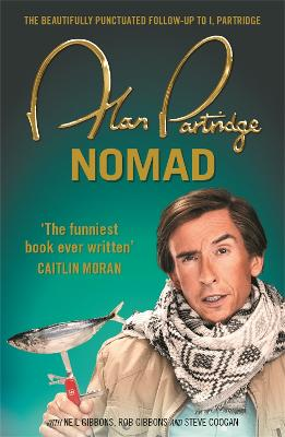 Alan Partridge: Nomad by Alan Partridge