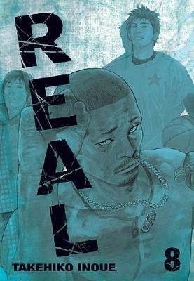 Real, Volume 8 by Takehiko Inoue