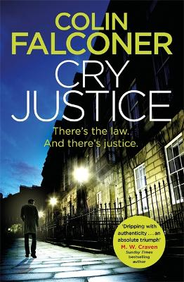 Cry Justice by Colin Falconer