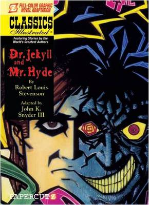Classics Illustrated #7: Dr. Jekyll and Mr. Hyde by Robert Louis Stevenson