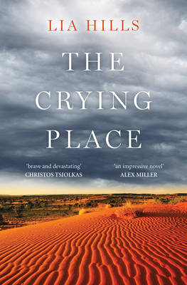 Crying Place book