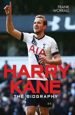 Harry Kane by Frank Worrall