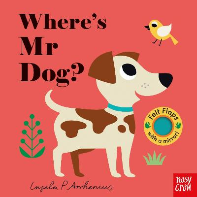 Where's Mr Dog? book