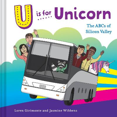 U is for Unicorn book
