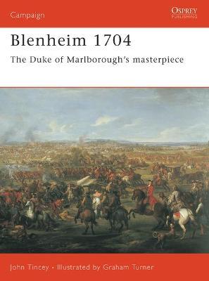 Blenheim 1704 book