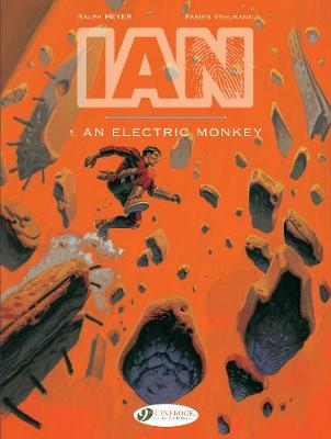 Ian Vol. 1: An Electric Monkey by Fabien Vehlmann