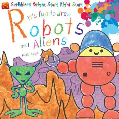 Robots And Aliens book