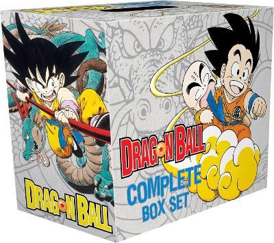 Dragon Ball Complete Box Set: Vols. 1-16 with premium by Akira Toriyama