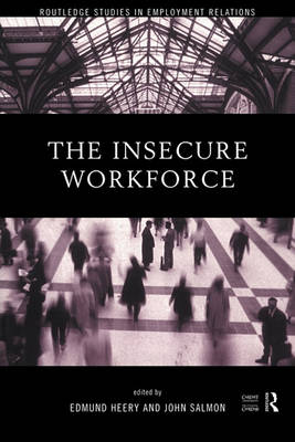 Insecure Workforce book