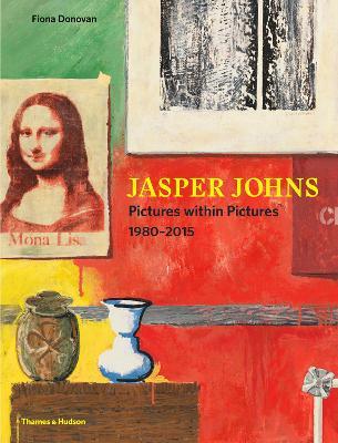 Jasper Johns by Fiona Donovan