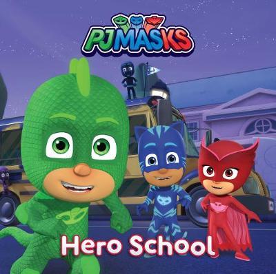 Pj Masks Hero School Storyboard by