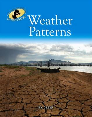 Geography Detective Investigates: Weather Patterns book