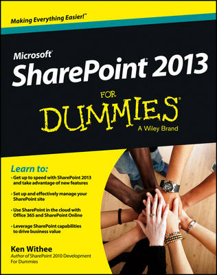 Sharepoint 2013 for Dummies by Ken Withee