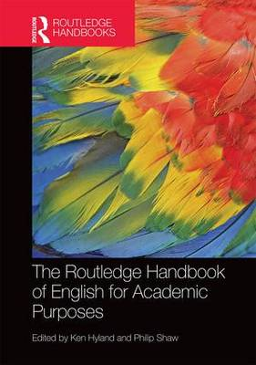 Routledge Handbook of English for Academic Purposes book