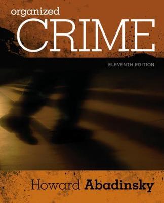 Organized Crime book