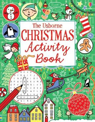 Christmas Activity Book by James Maclaine