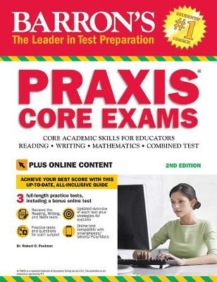 Praxis Core Exams by Robert Postman